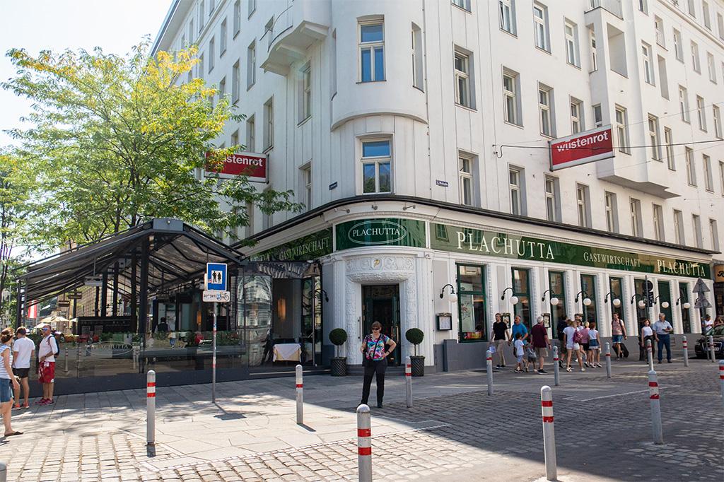 Restauracja Plachutta – ideana na sznycla wiedeńskiego :)