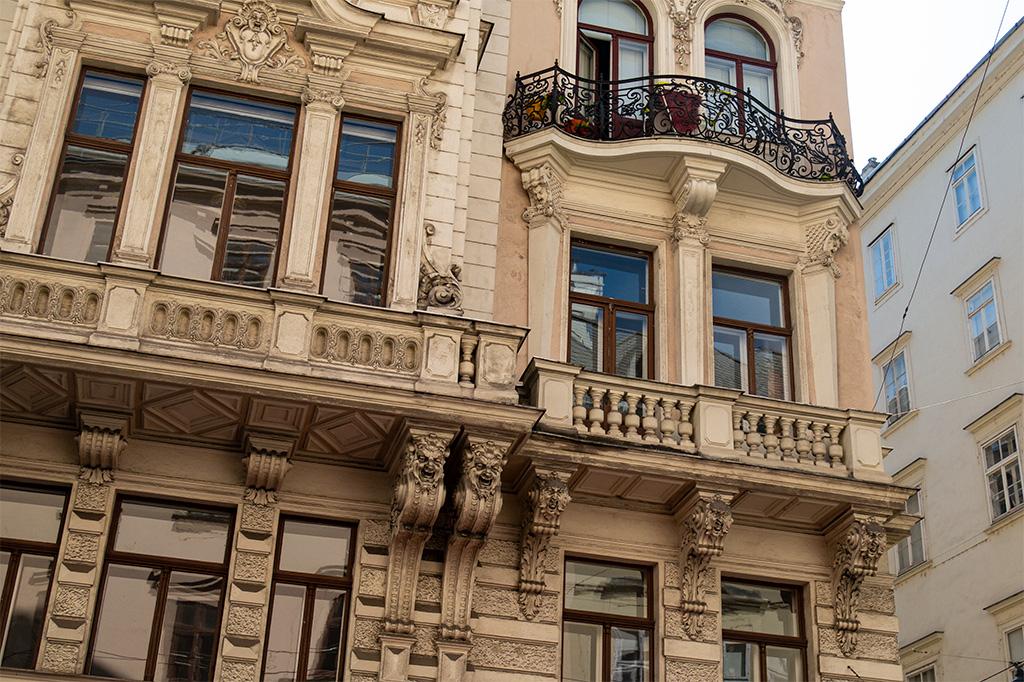 Wiedeń i jego architektura