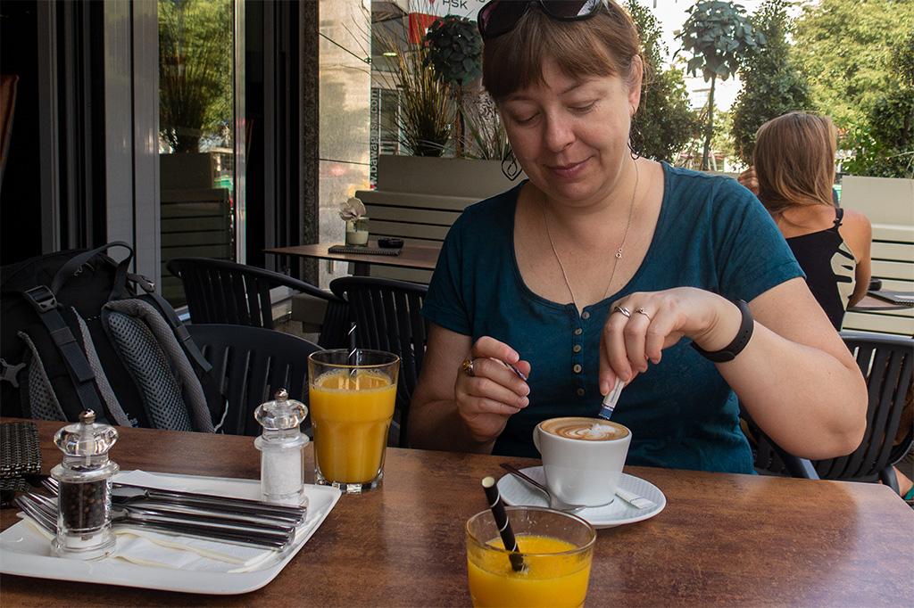 Wiedeń, city break – psyche zaczyna dzieńw Alser Cafe